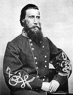 13b. General John Bell Hood, CSA