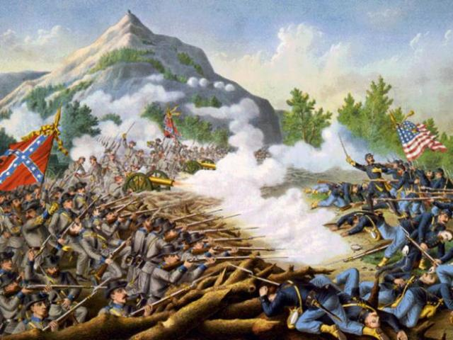 2. Battle of Kennesaw Mountain