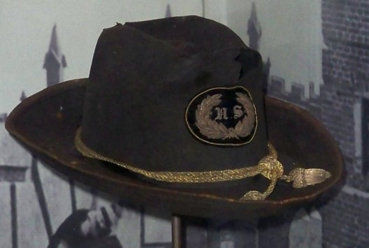 4. General Sherman_s field hat