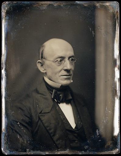 8. William Lloyd Garrison