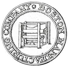9. Boston Manufacturing Company insignia