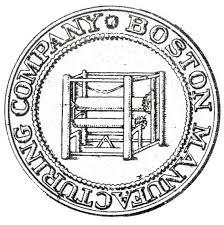 9. Boston Manufacturing Company insignia