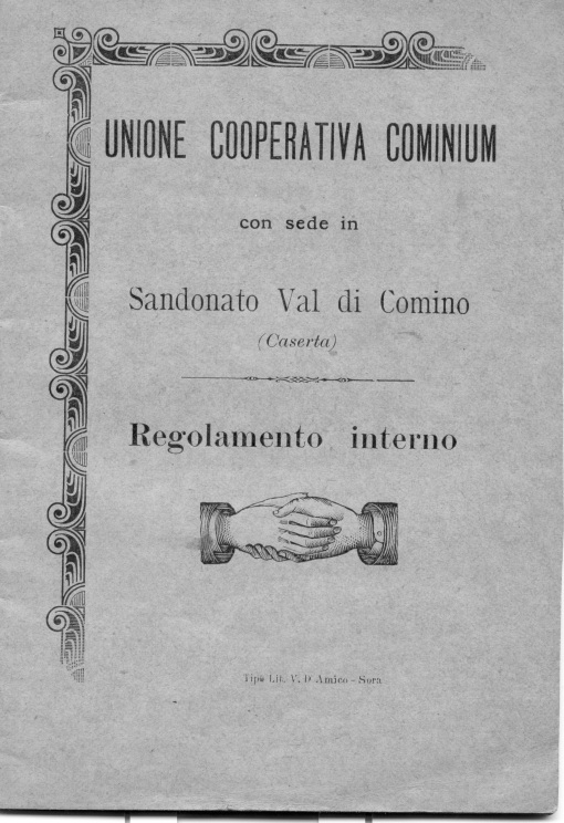 Political Pamphlet 1920