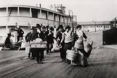 10. Impoverished Immigrants Arriving