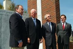 12.Veteran's Memorial Park dedication
