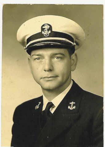 21c. Raymond Reed, USN 1942