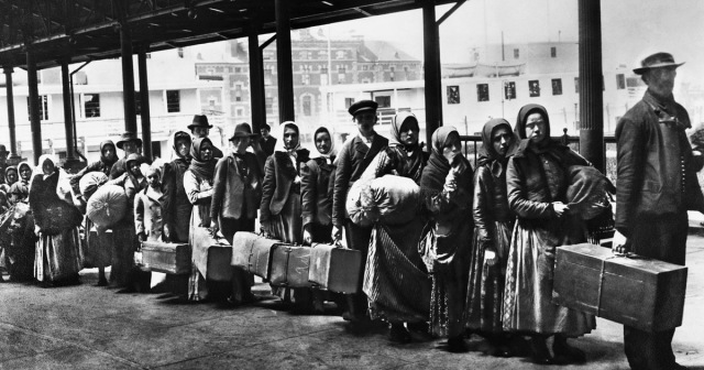 3. The New Immigration (Ellis Island)
