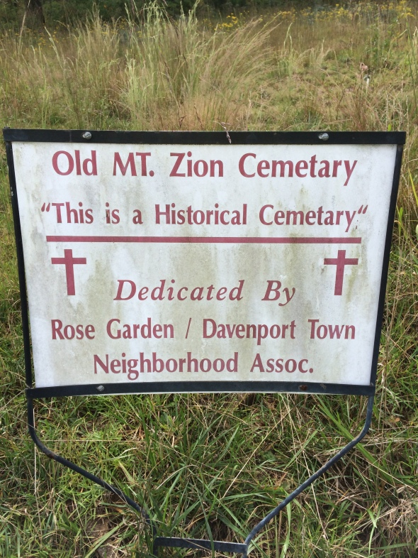 31b. African-American Cemetery on Haawthorne Street