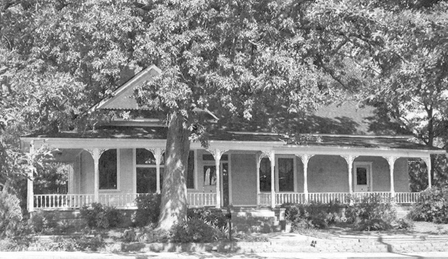 36. The Pace-Edwards House