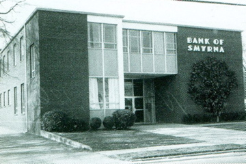 48a. Second Bank of Smyrna, second building