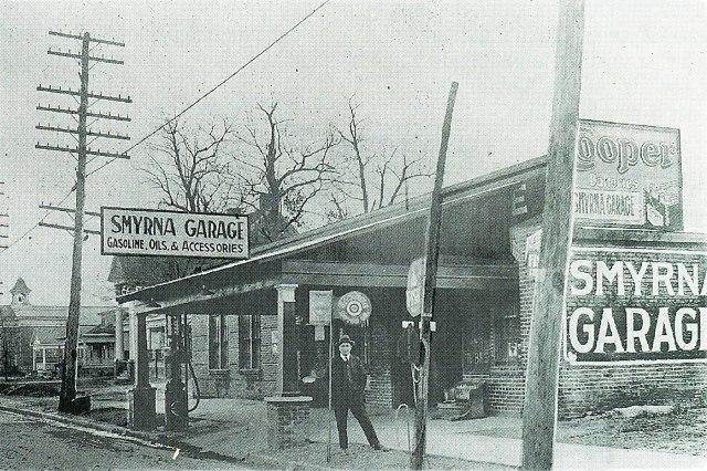 49. Smyrna Garage & Hotel