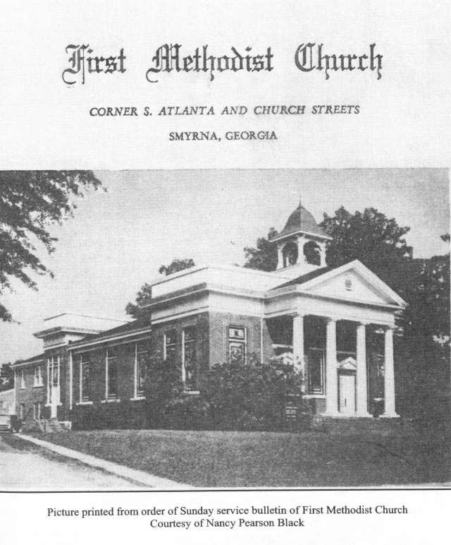 50. First United Methodist Church, 1911 building