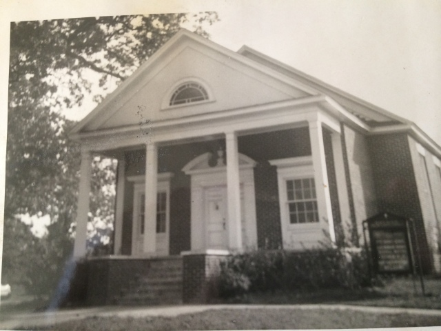 53.Presbyterian Church, Atlanta Road, 1953