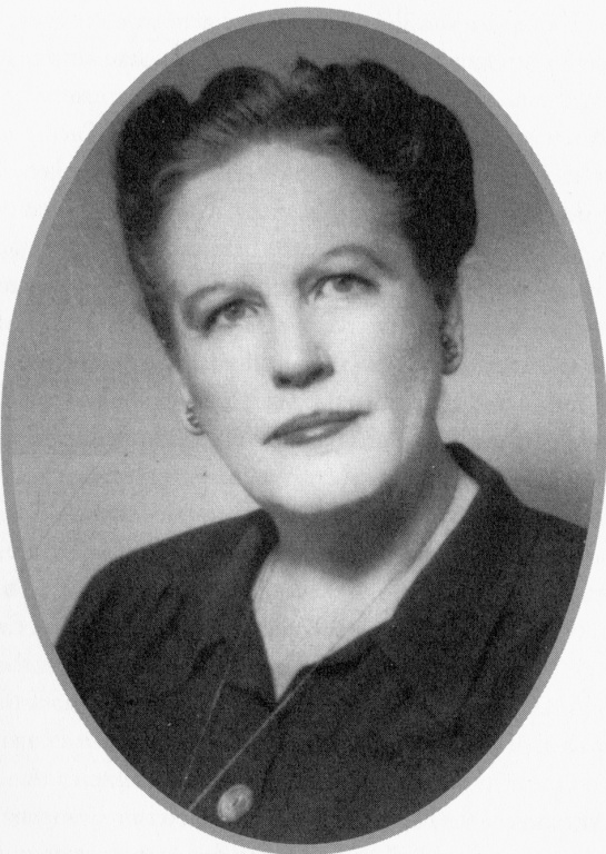 Lorena Pace Pruitt, Mayor of Smyrna from 1946 to 1948, the first