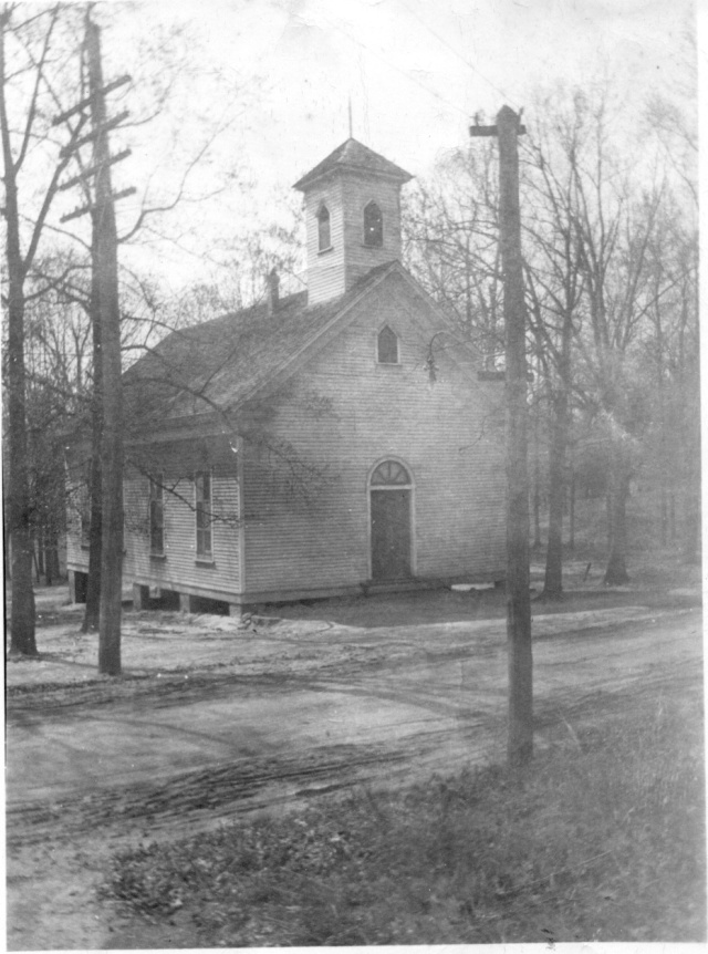 7. 1884 First Baptist Church