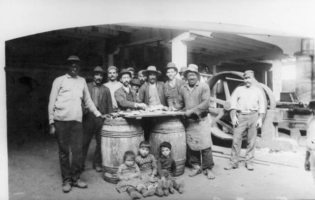 B-2 Sugar Mill Pay Day