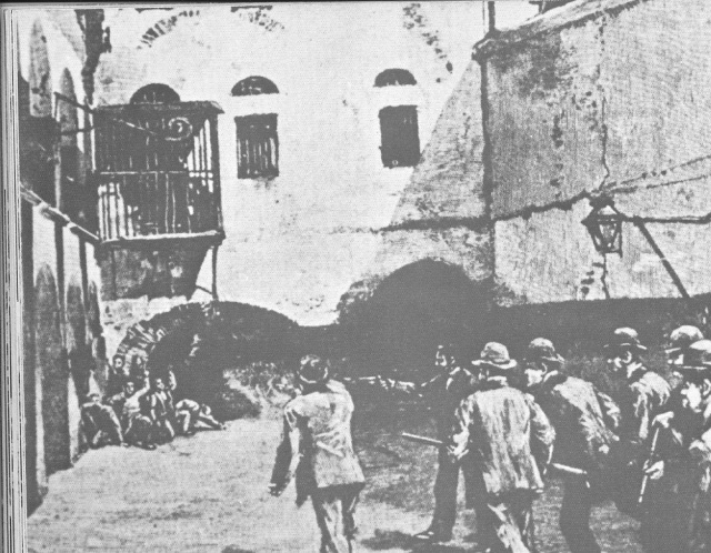 B-5 1891 New Orleans Lynchings of 11 Italians
