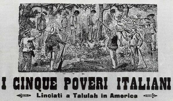 B-7 Lynchings at Tallulah