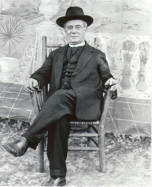 B-8 Father Pietro Bandini