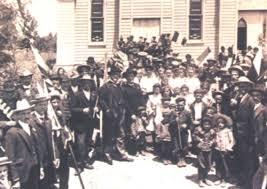 B-9 Italian immigrants in Tontitown, Arkansas