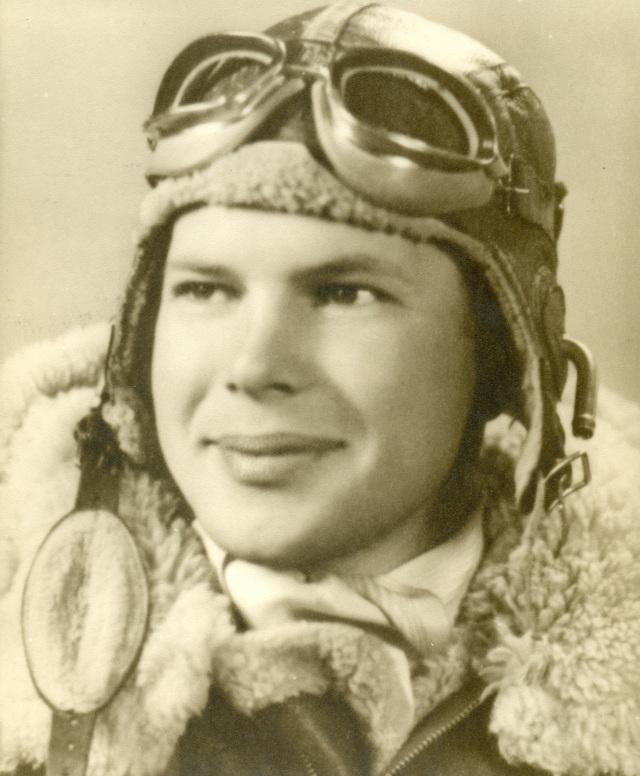 1.Max Parnell, circa 1944