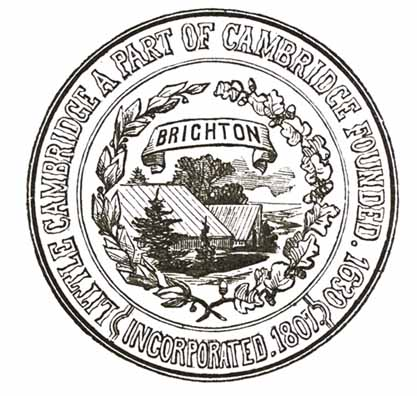 Bri-10-Brighton Town Seal