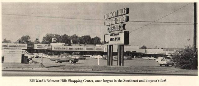 15. Belmont Hills Shopping Center