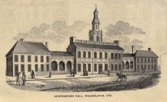 29a. Pennsylvania State House (Independence Hall)