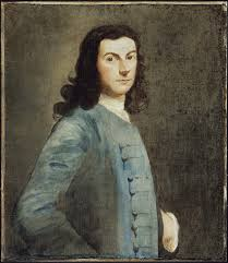 4. Robert Feke's self portrait, c. 1745