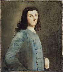 4. Robert Feke's self portrait, c. 1745