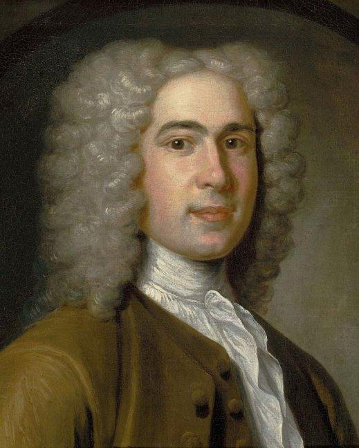 6. Smibert Thomas Hancock, 1730