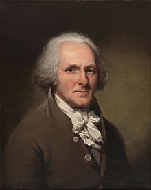 7. Peale self portrait, 1791