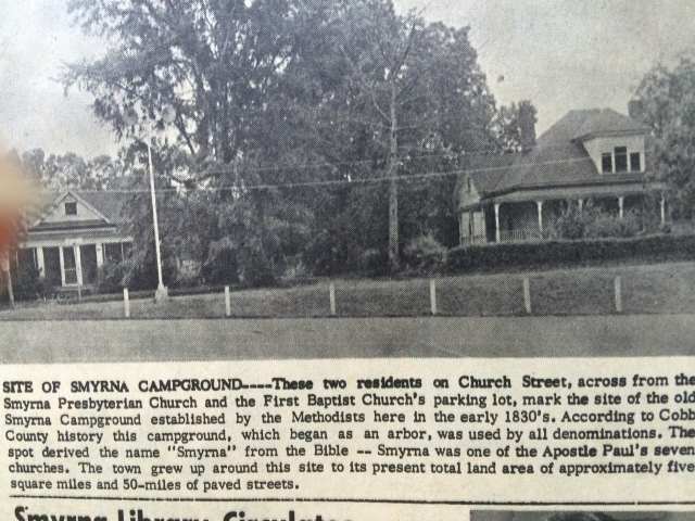 8. Historic Properties on Church Street across from the Presbyterian Church, SH 10-10-63, p. 10-b