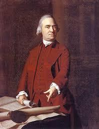 C3a. Copley's Samuel Adams (1772)