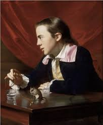 C4. Copley's Henry Pelham, _Boy with a Squirrel_ (1765)
