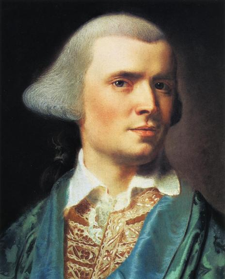 C5a. Copley self portrait, 1769