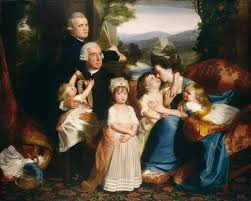 C6. The Copley Family (1776)