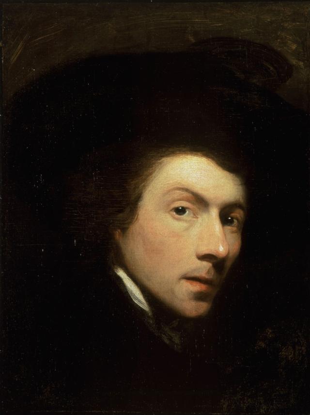 S-1. Gilbert Stuart, Self Portrait (1778)Gilbert_Stuart_Selfportrait
