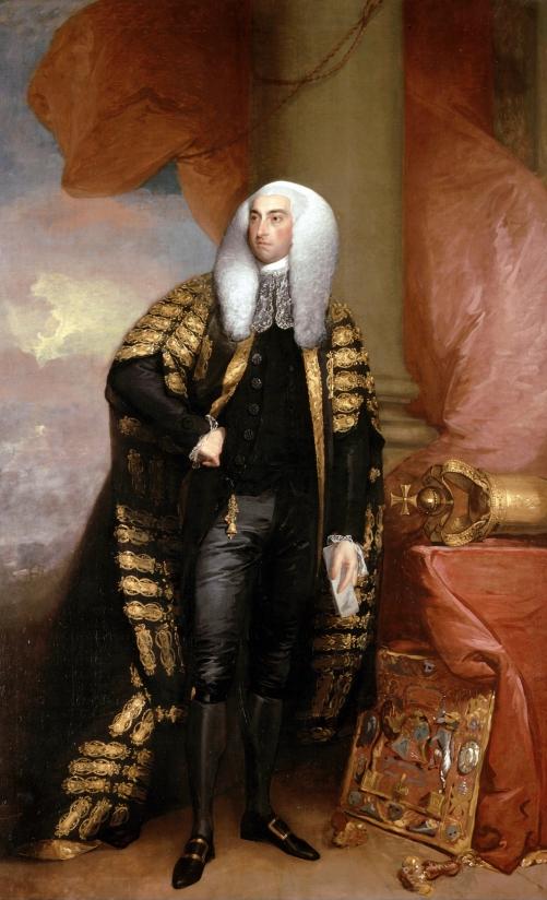 S-13a. Stuart, John, Lord Fitgibbon (1789)