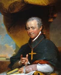 S-25. Stuart, Bishop Cheverus (1823)