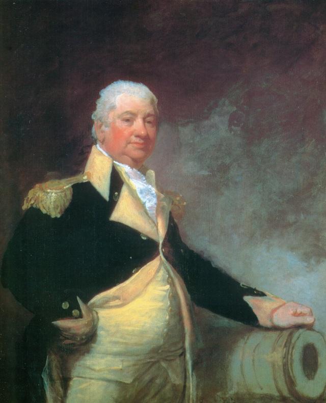 S-28. Stuart, Gen. Henry Knox