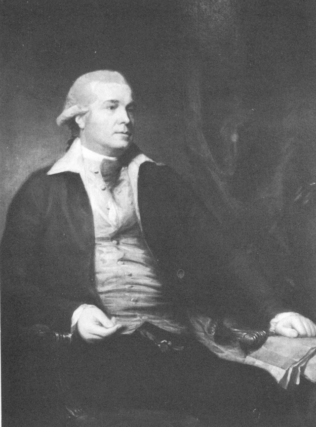 T-12. Trumbull, Sir John Temple (1784)