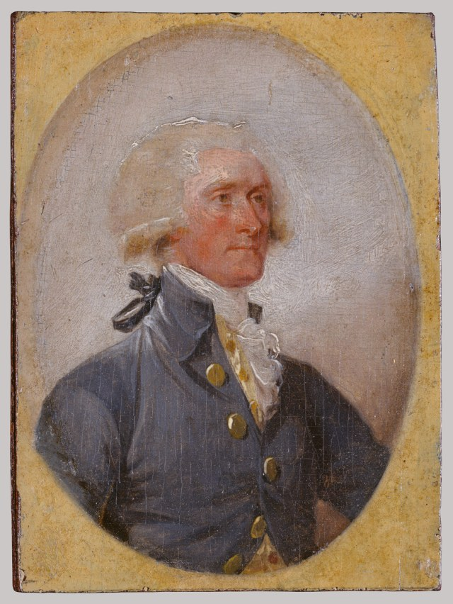 T-16. Trumbull, Thomas Jefferson (1788)