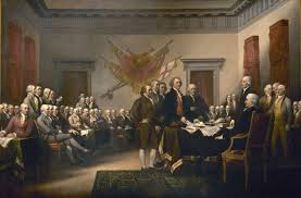 T-17. Trumbull, Declaratio of Independence (1787-1820)