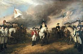 T-19. The Surrender of Lord Cornwallis at Yorktown (1787-1828)