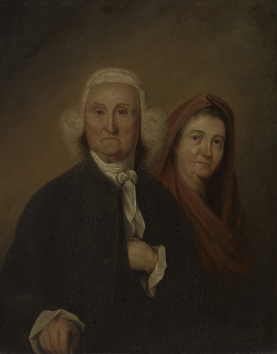 T-2. Trumbull, Governor Jonathan Trumbulll and Mrs. TRumbull (1783)jpeg
