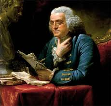 T-8. David Martin, Benjamin Franklin (1767)