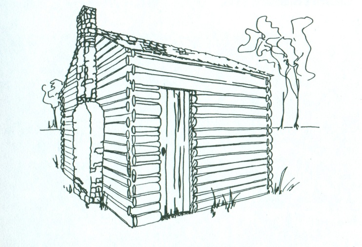 13.1846 Log Methodist Church copy 2