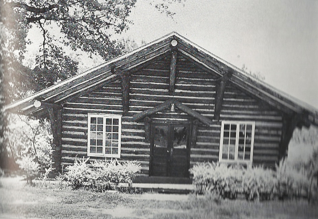 13.Log Cabin Church 2