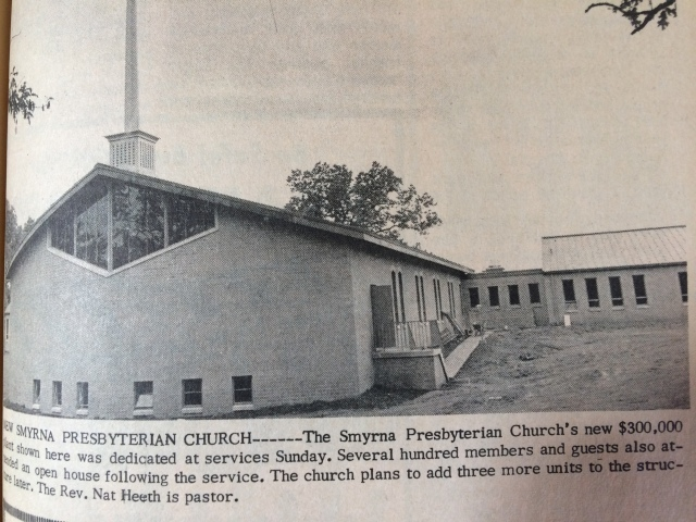 13. New Smyrna Presbyterian Church SH 5-6-65, p. 3-b